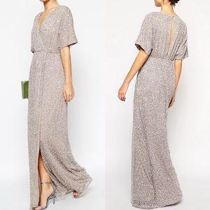 ASOS Sequin Dress Size 6